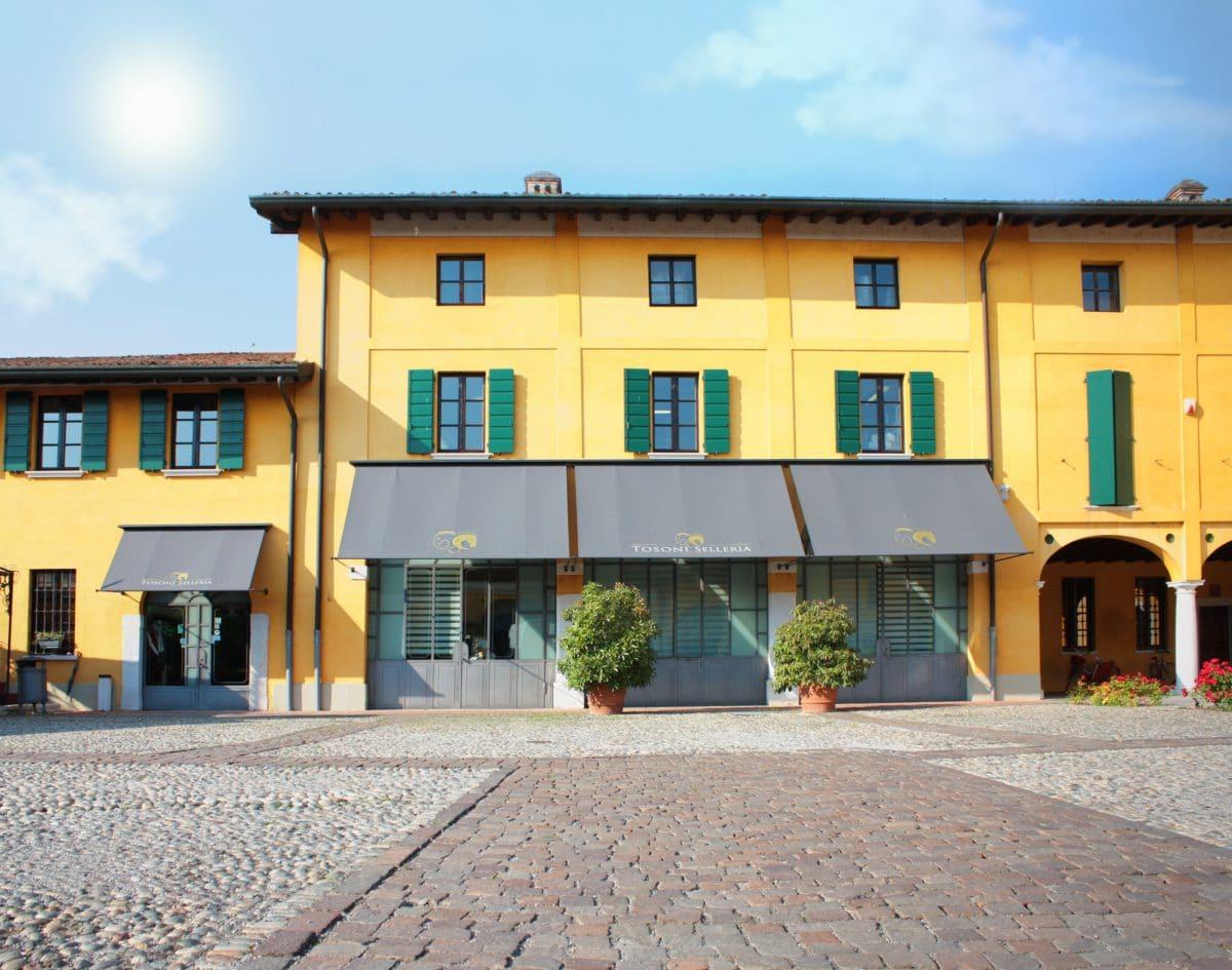 Tosoni Selleria negozio Montichiari Brescia