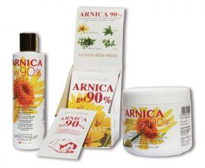 Arnica Gel Officinalis