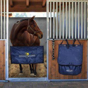 Cancelletto Chiudiporta Da Box Horses